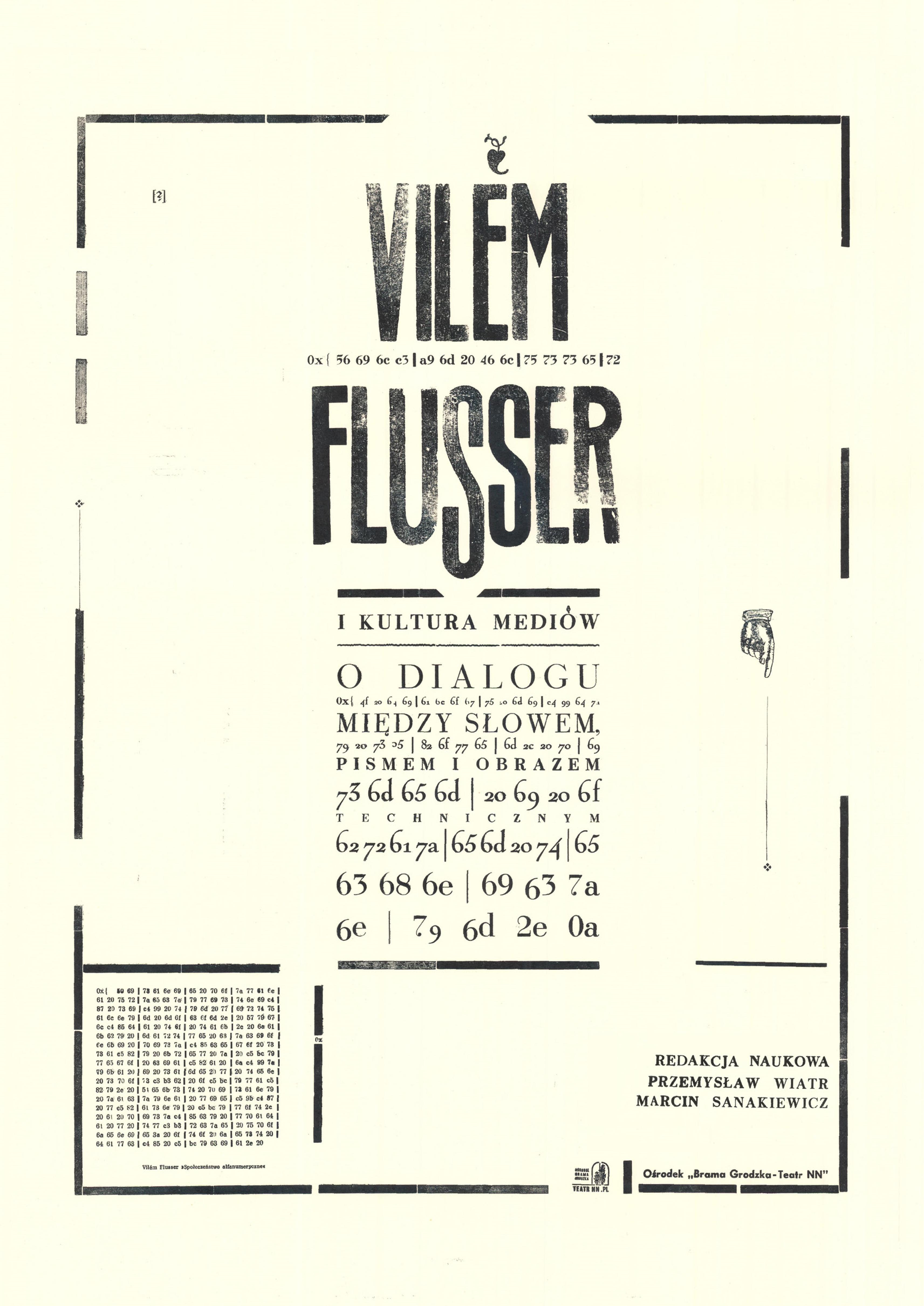 Flusser i kultura mediów - okładka